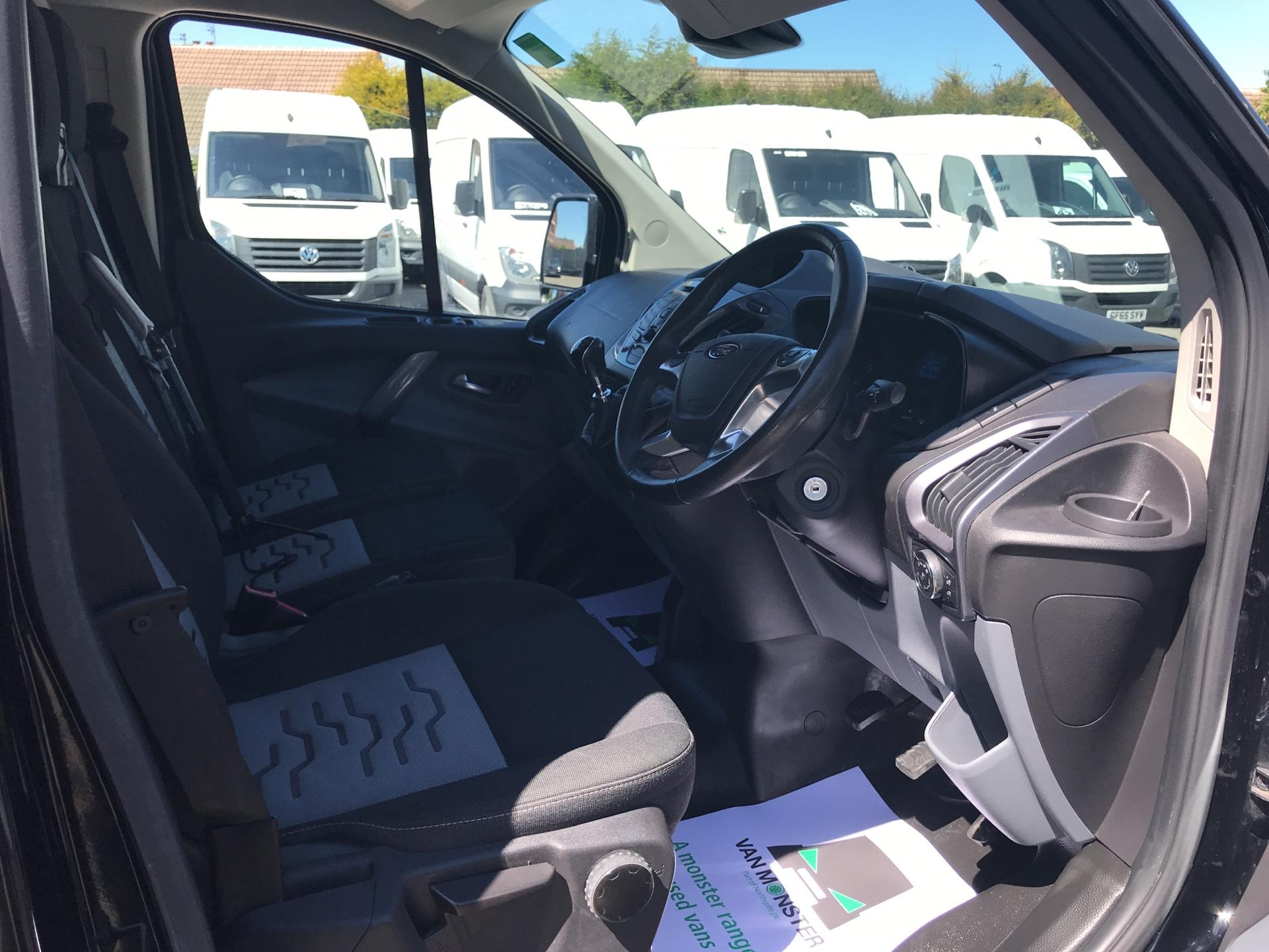2017 Ford Transit Custom 2.0 Tdci 130Ps Low Roof LIMITED Van EURO 6 (CV17GZK) Image 9