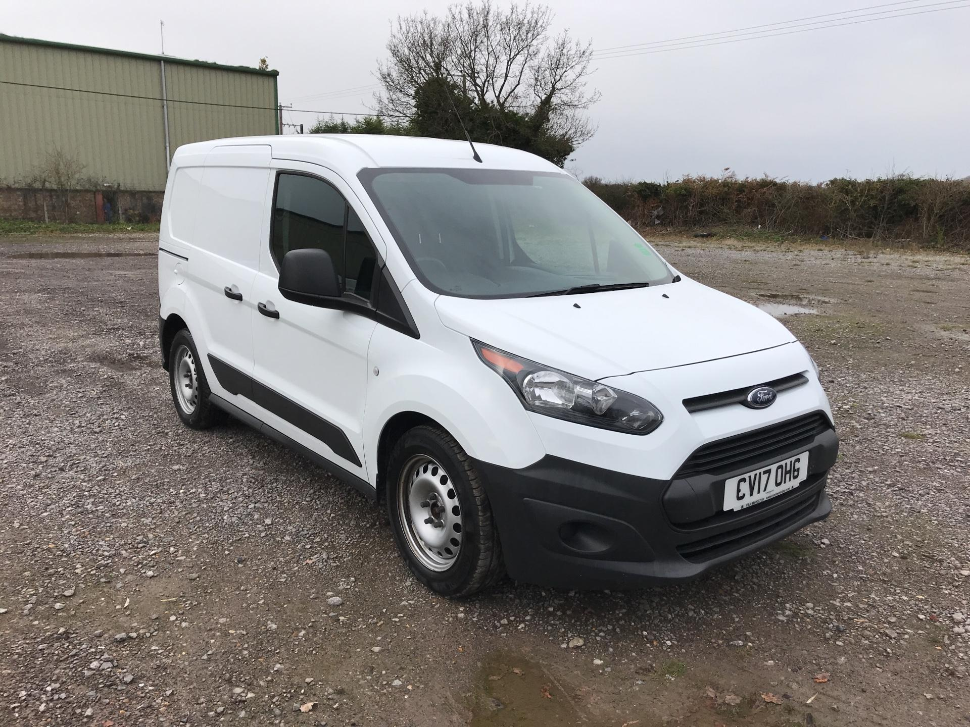 2017 Ford Transit Connect  220 L1 DIESEL 1.5 TDCi 100PS DOUBLE CAB VAN EURO 6 (CV17OHG)