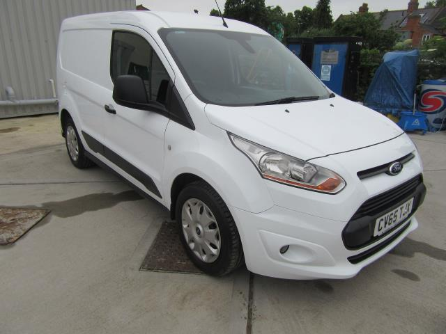 2015 Ford Transit Connect  200 1.6 TDCI - 75Ps TREND VAN (CV65TJX)