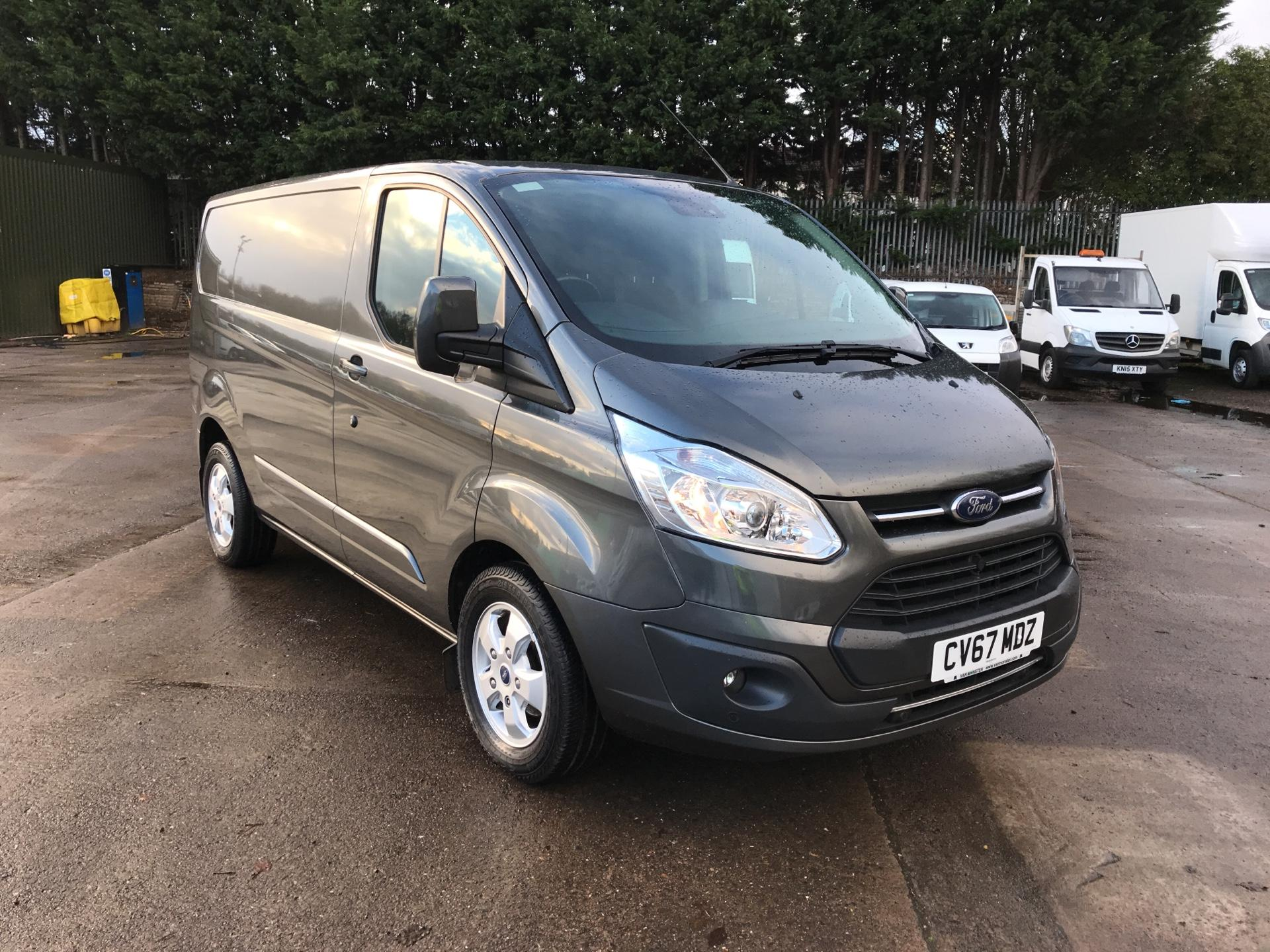 2017 Ford Transit Custom  290 L1 DIESEL FWD 2.0 TDCI 130 PS LOW ROOF LIMITED VAN EURO 6