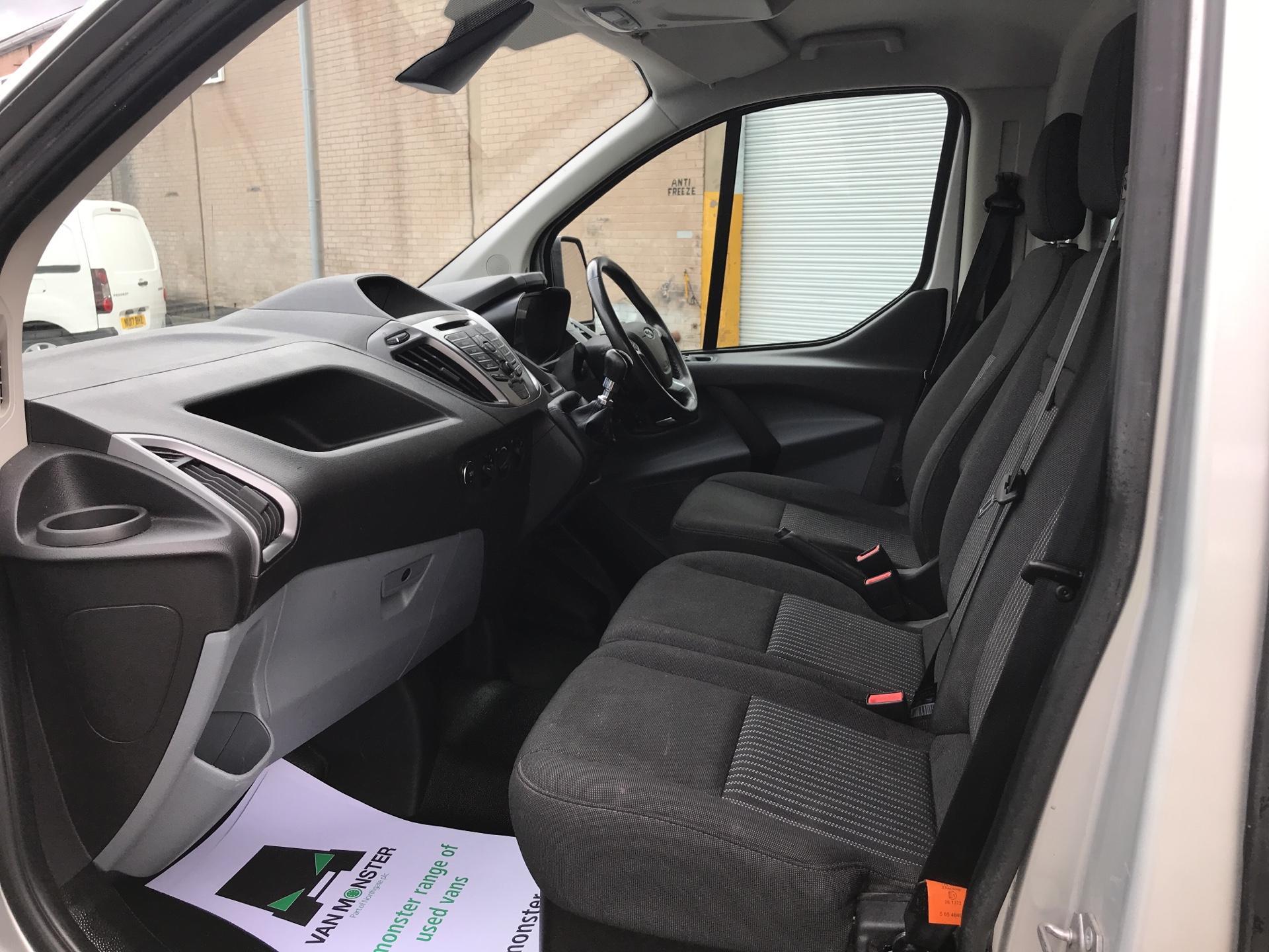 2015 Ford Transit Custom  270 L1 DIESEL FWD 2.2TDCI 100PS LOW ROOF TREND EURO 5 (CX15WVV) Image 14