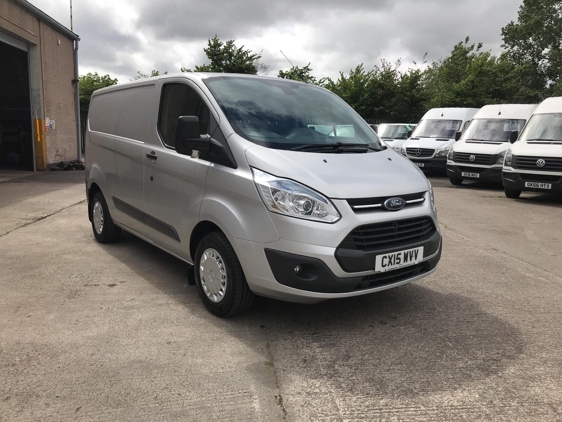 2015 Ford Transit Custom  270 L1 DIESEL 2.2TDCI 100PS LOW ROOF TREND VAN (CX15WVV)