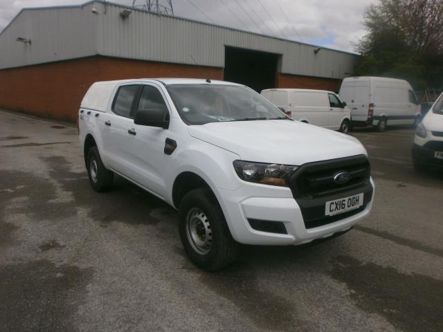 2016 Ford Ranger  Double Cab Pick Up Xl 2.2 Euro 5/6 (CX16OGH) Image 1