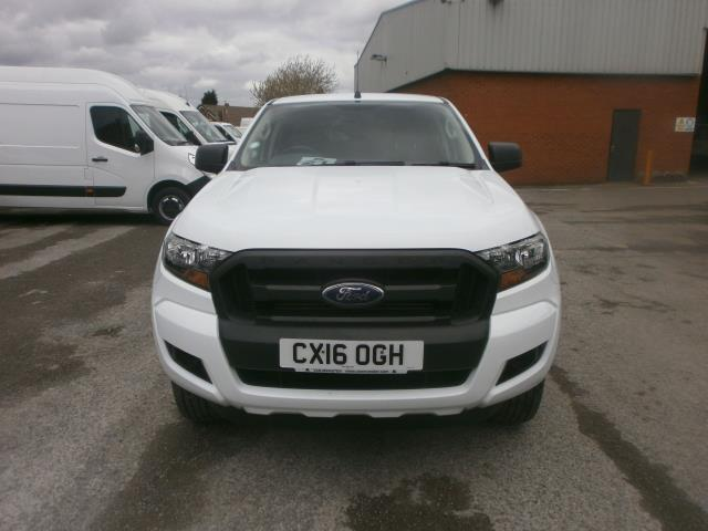 2016 Ford Ranger  Double Cab Pick Up Xl 2.2 Euro 5/6 (CX16OGH) Image 3