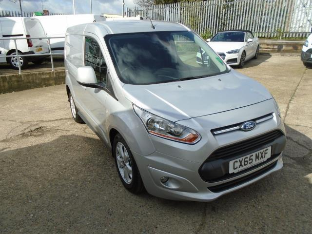 2015 Ford Transit Connect 1.6 Tdci 115Ps Limited Van (CX65MXF)