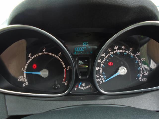 2015 Ford Fiesta 1.5 Tdci Sport Van (CX65ZNW) Image 16