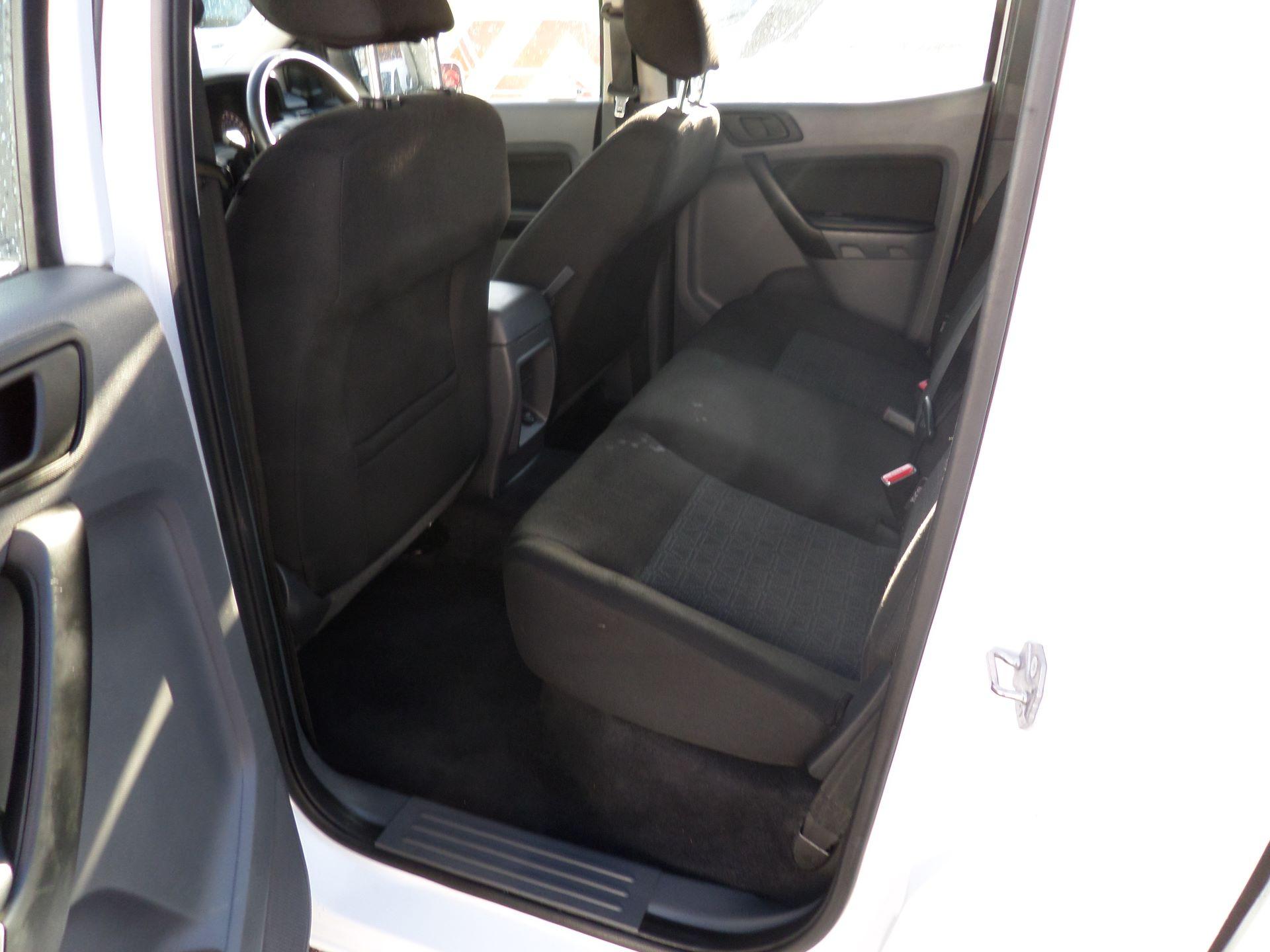 2016 Ford Ranger Pick Up Double Cab Xl 2.2 Tdci Euro 5 (CX66HZT) Image 6