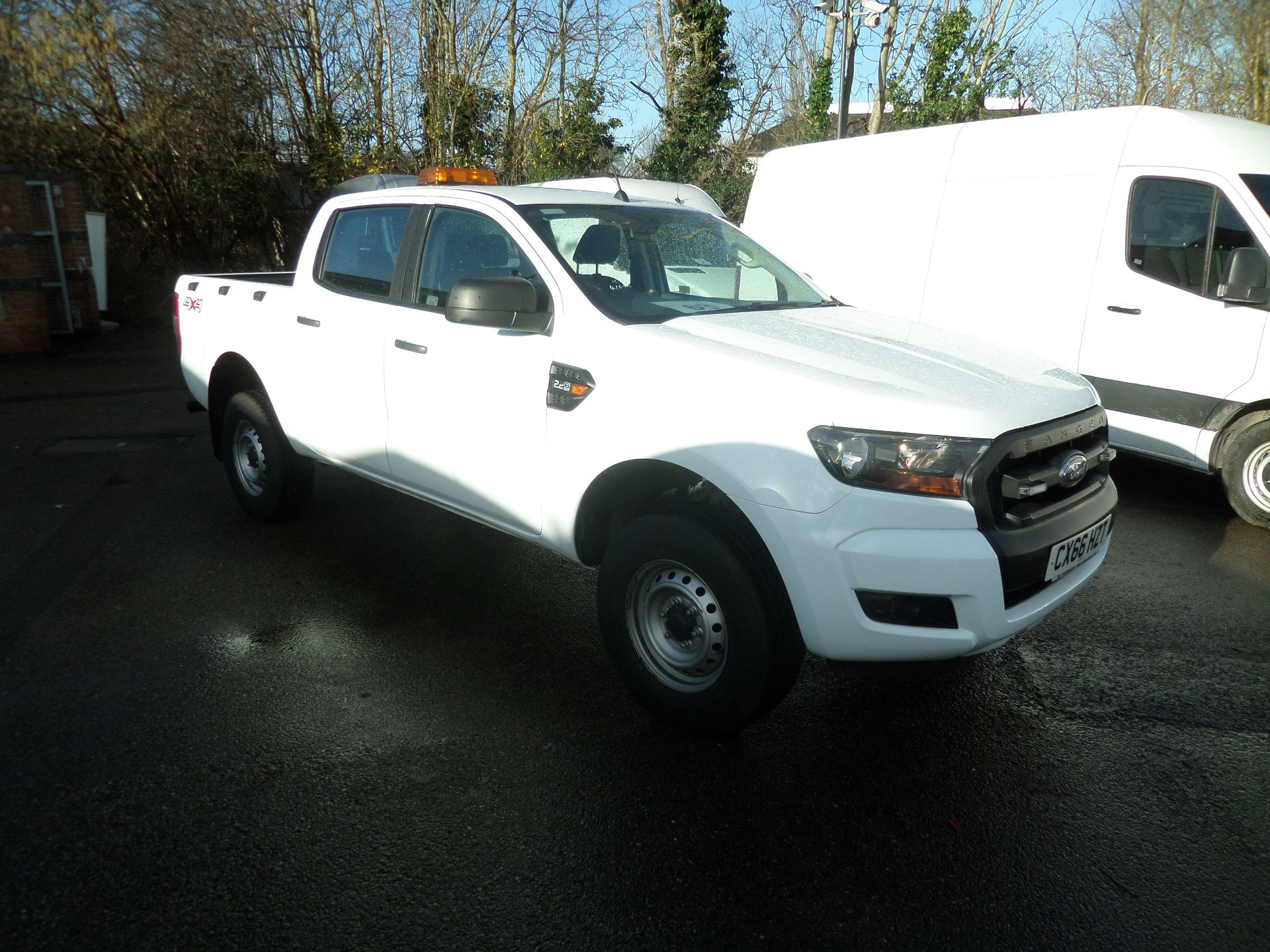 2016 Ford Ranger Pick Up Double Cab Xl 2.2 Tdci Euro 5 (CX66HZT)