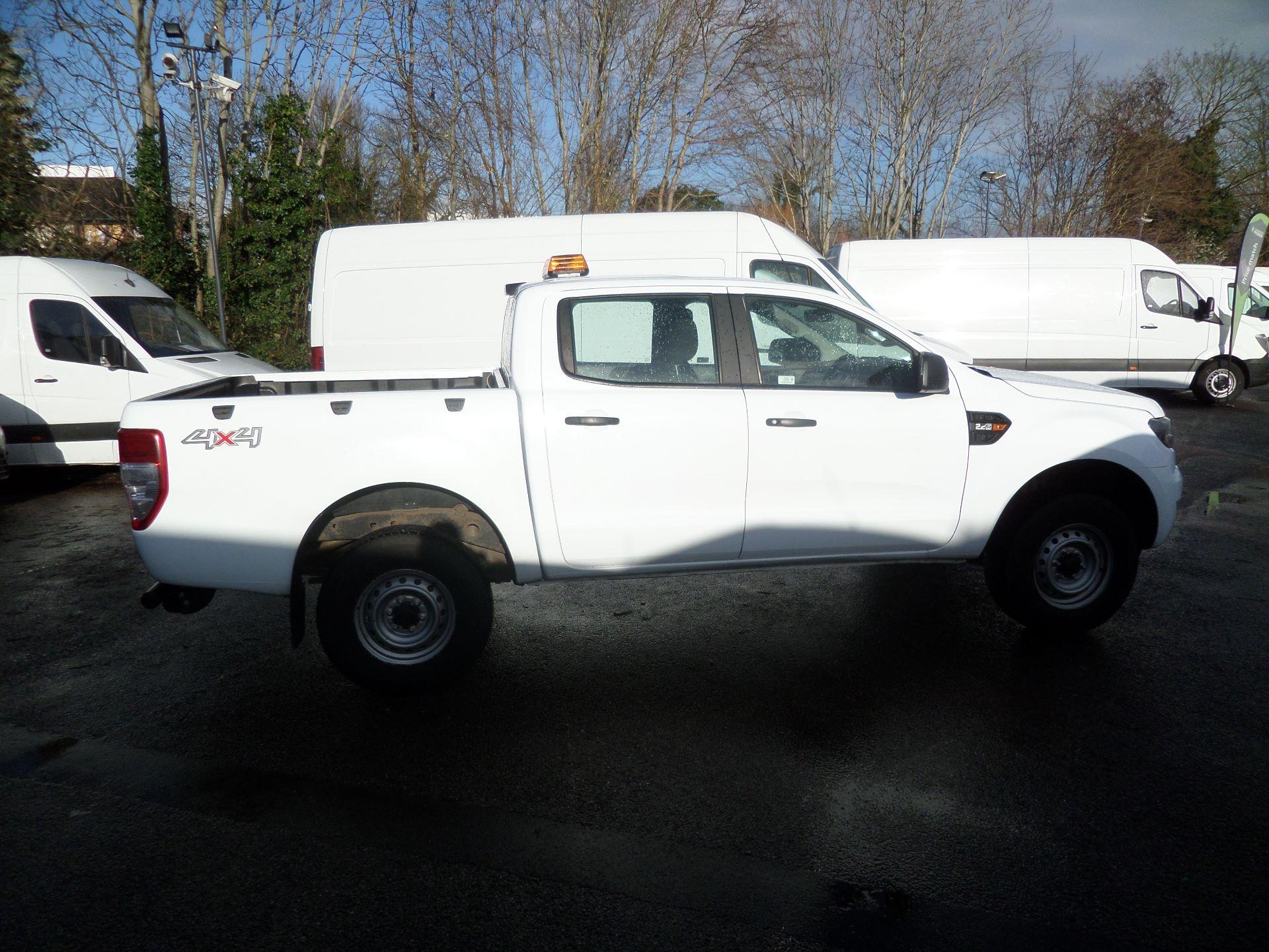 2016 Ford Ranger Pick Up Double Cab Xl 2.2 Tdci Euro 5 (CX66HZT) Image 2