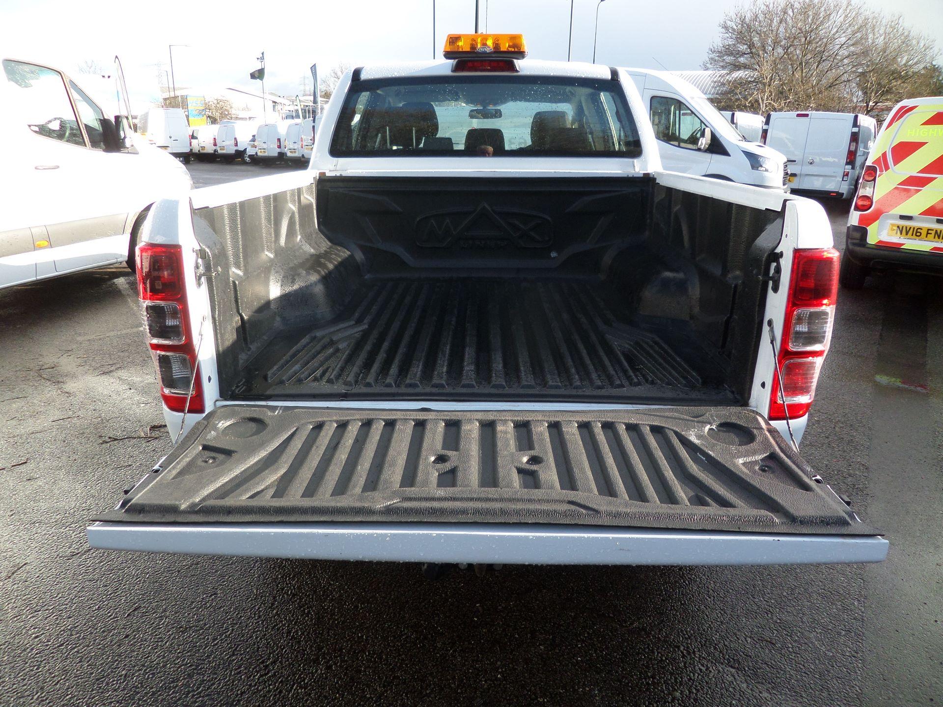 2016 Ford Ranger Pick Up Double Cab Xl 2.2 Tdci Euro 5 (CX66HZT) Image 4