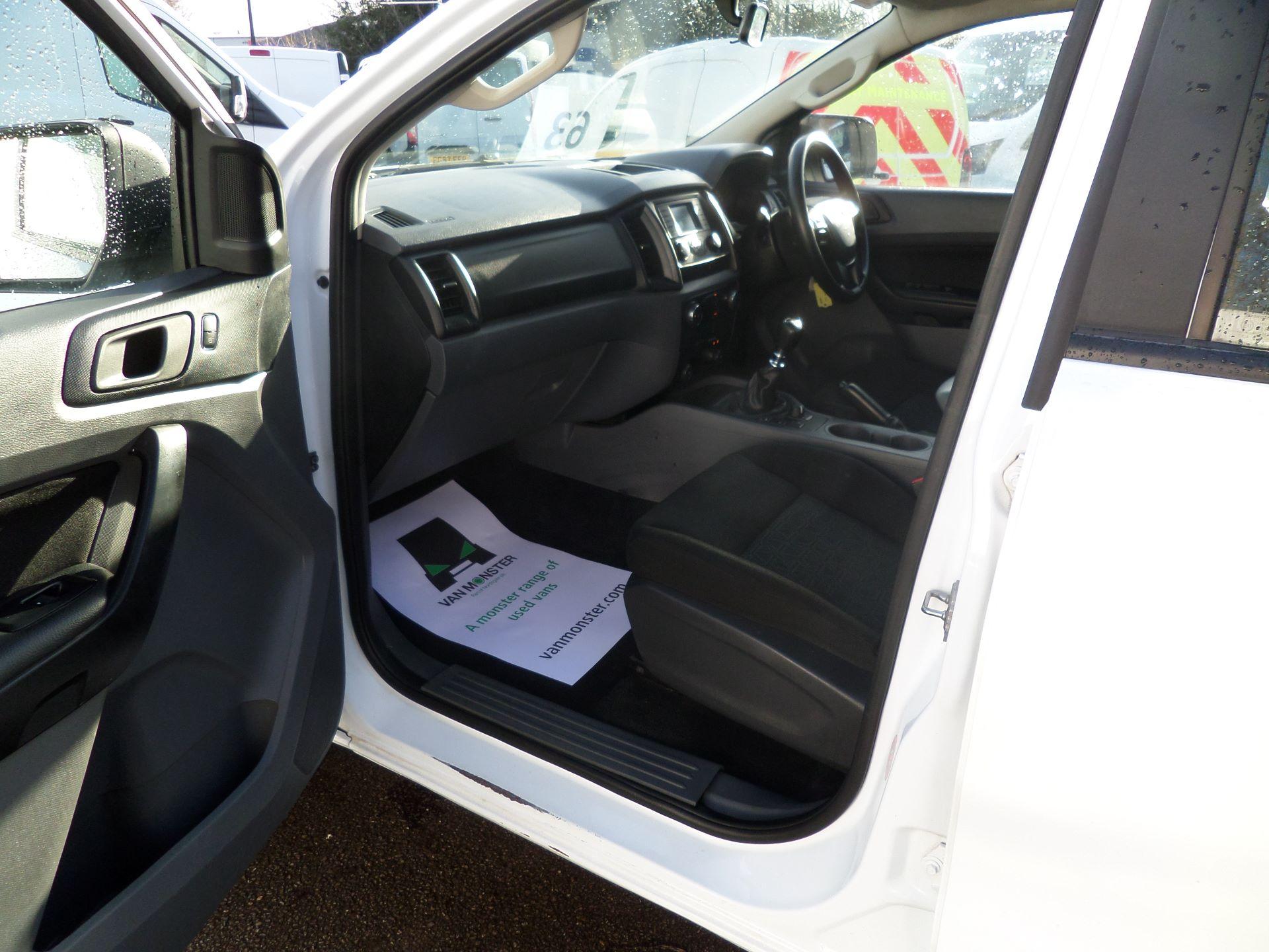 2016 Ford Ranger Pick Up Double Cab Xl 2.2 Tdci Euro 5 (CX66HZT) Image 7
