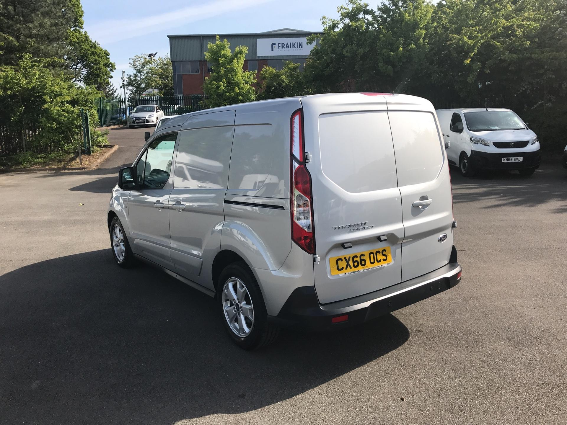 2016 Ford Transit Connect 1.5 Tdci 120Ps Limited Van (CX66OCS) Image 5