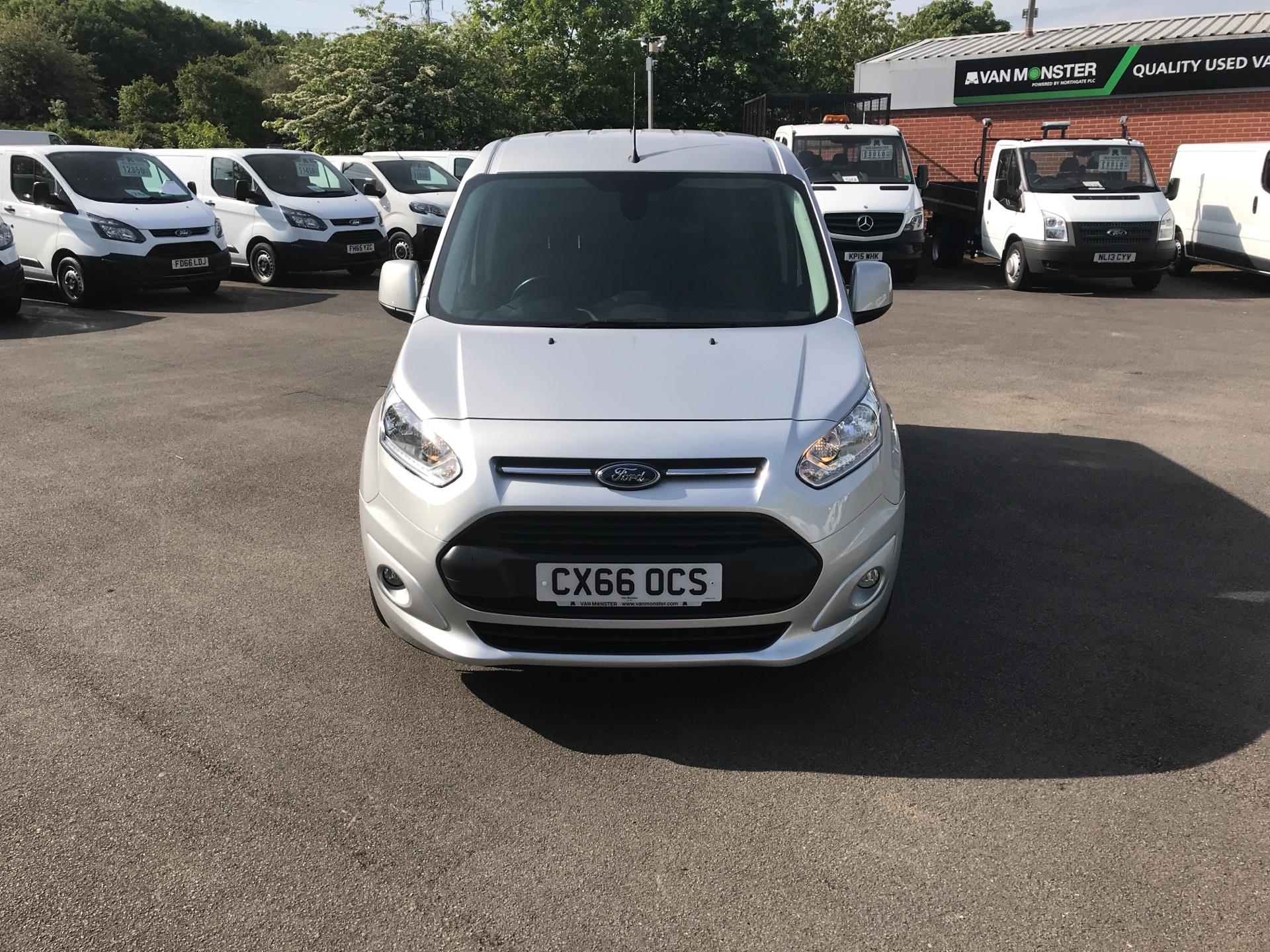 2016 Ford Transit Connect 1.5 Tdci 120Ps Limited Van (CX66OCS) Image 8