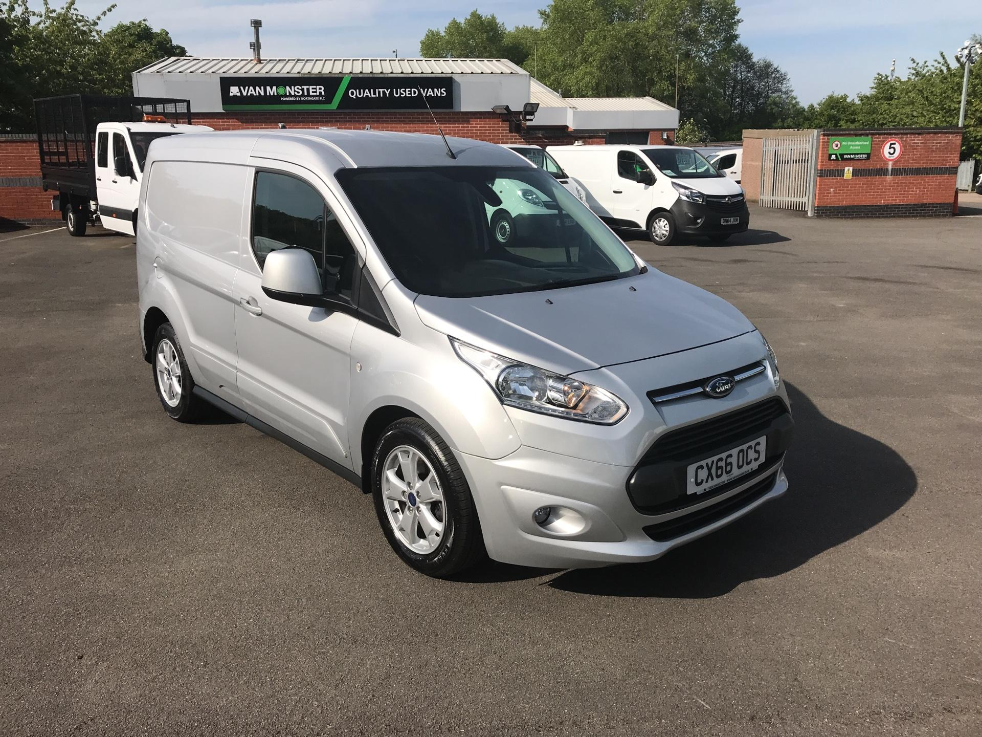 2016 Ford Transit Connect 1.5 Tdci 120Ps Limited Van (CX66OCS) Image 1