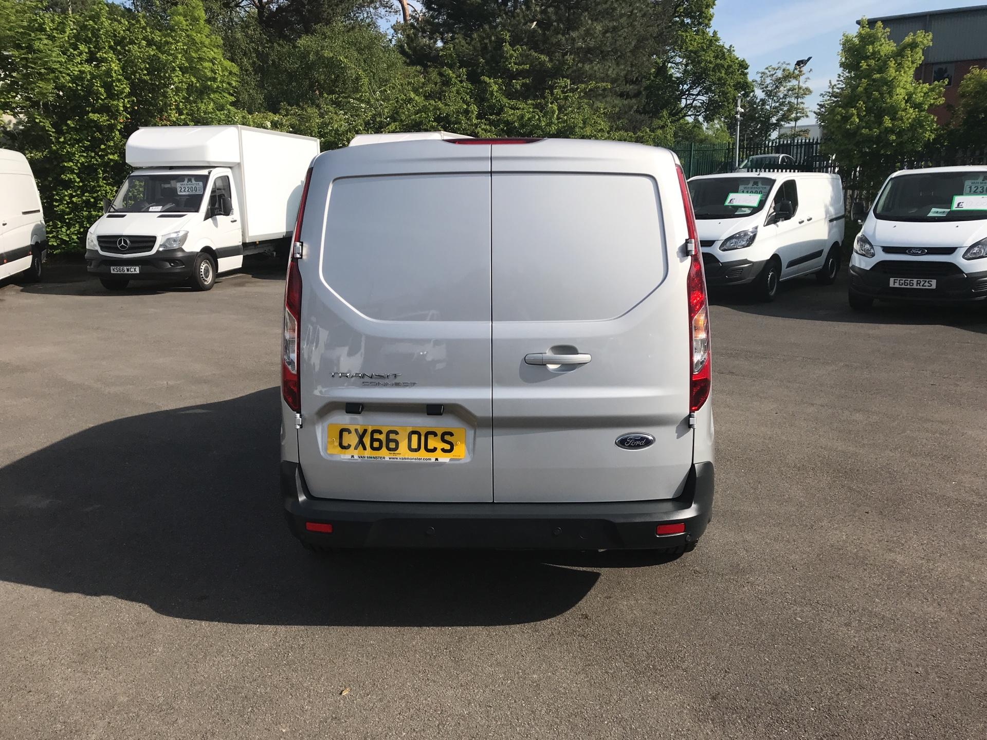 2016 Ford Transit Connect 1.5 Tdci 120Ps Limited Van (CX66OCS) Image 4