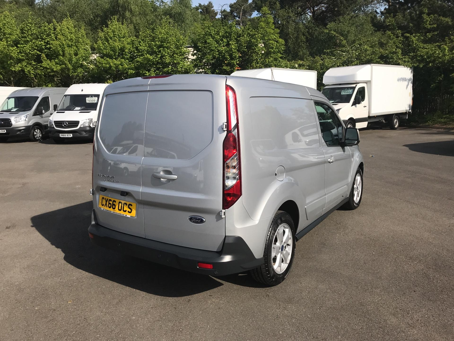 2016 Ford Transit Connect 1.5 Tdci 120Ps Limited Van (CX66OCS) Image 3
