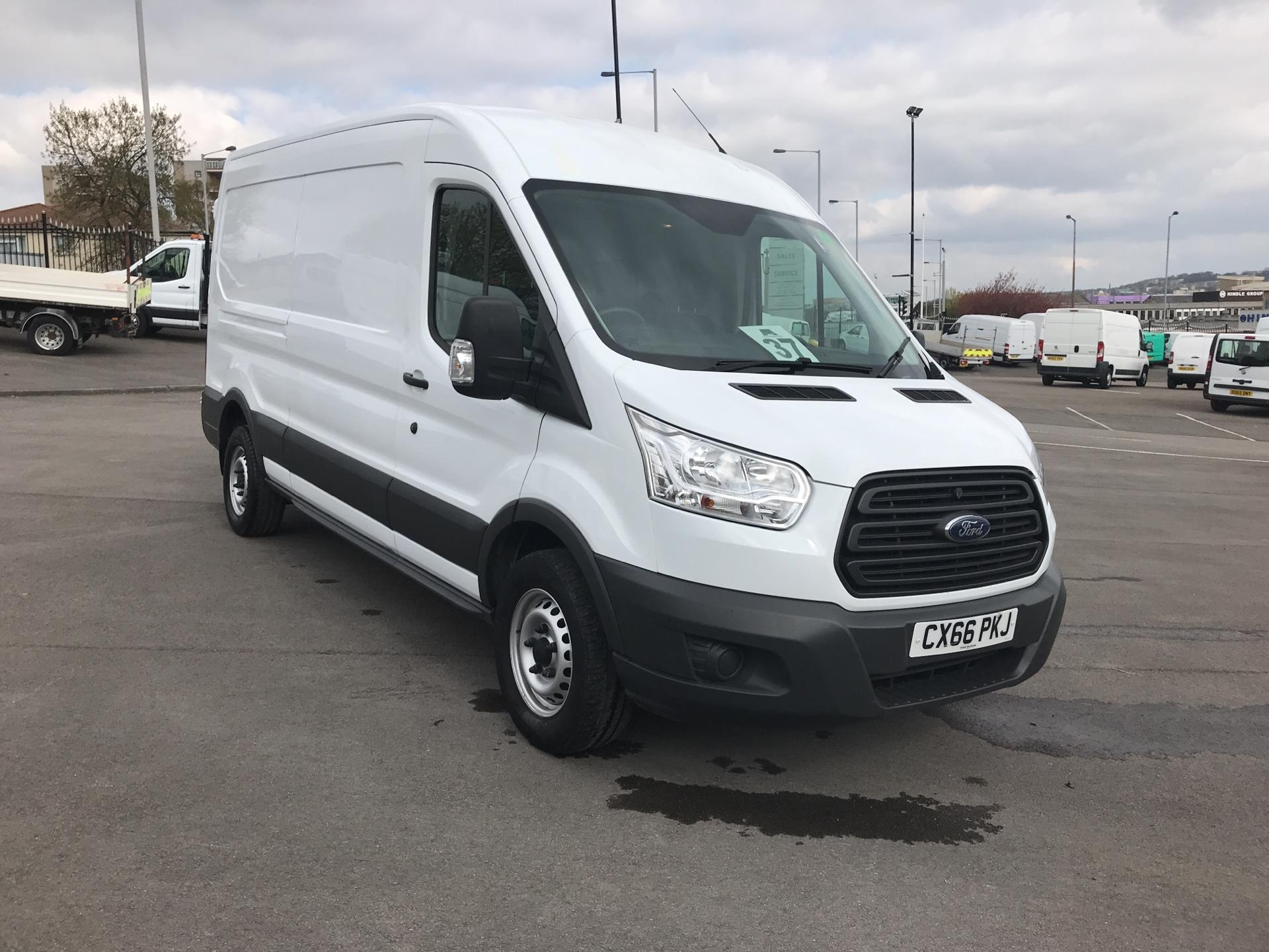 2016 Ford Transit 2.2 Tdci 125Ps H2 Van (CX66PKJ)