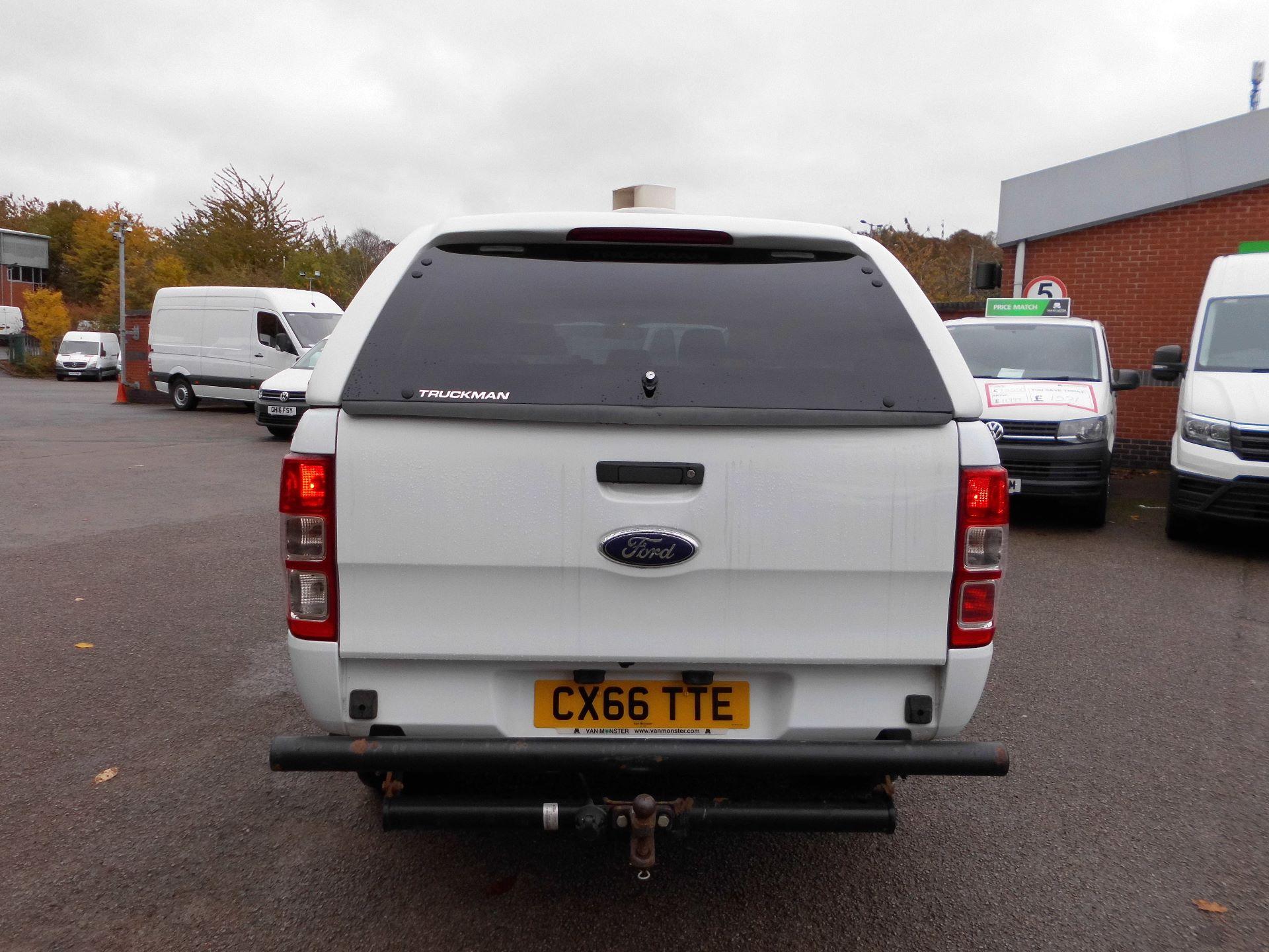 2016 Ford Ranger Double Cab Pick Up XL 2.2 EURO 5 (CX66TTE) Image 11