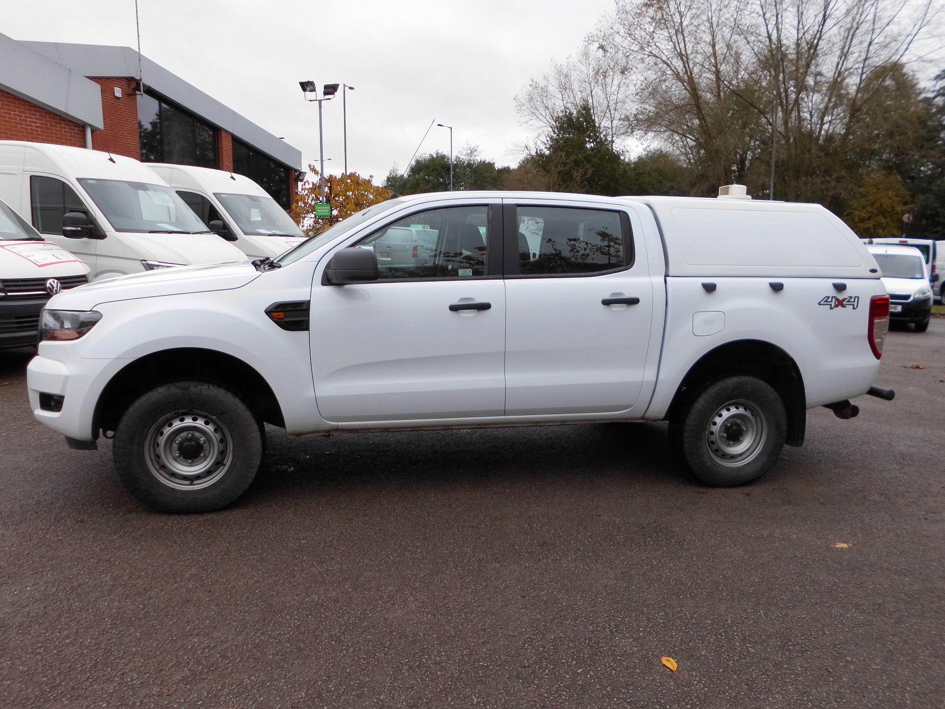 2016 Ford Ranger Double Cab Pick Up XL 2.2 EURO 5 (CX66TTE) Image 13