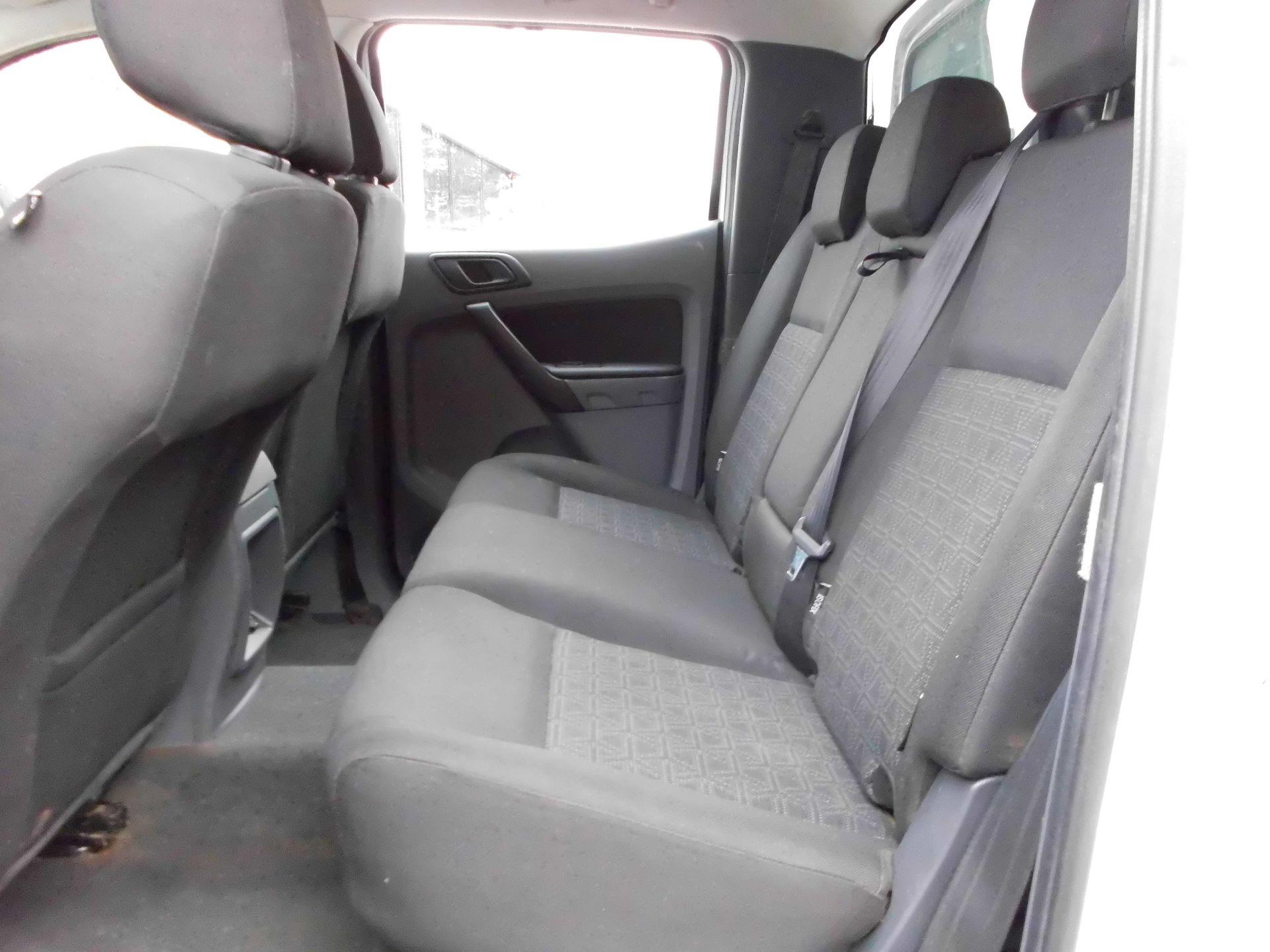 2016 Ford Ranger Double Cab Pick Up XL 2.2 EURO 5 (CX66TTE) Image 14