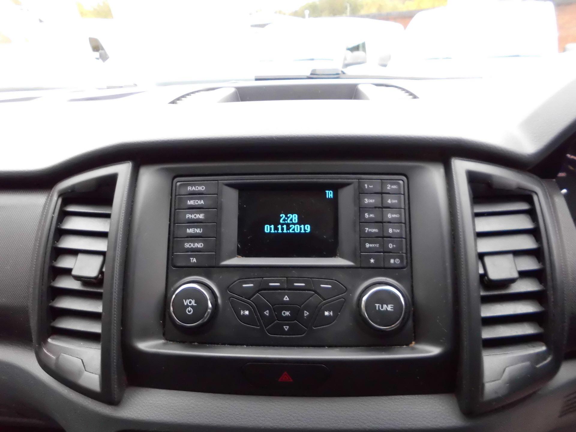 2016 Ford Ranger Double Cab Pick Up XL 2.2 EURO 5 (CX66TTE) Image 6