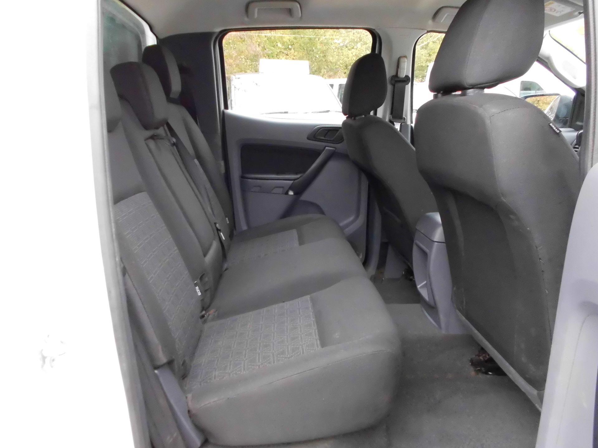2016 Ford Ranger Double Cab Pick Up XL 2.2 EURO 5 (CX66TTE) Image 10