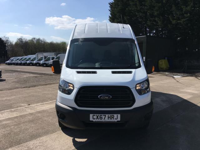 2017 Ford Transit 350 L4 H2 VAN 130PS EURO 6 JUMBO (CX67HRJ) Image 15
