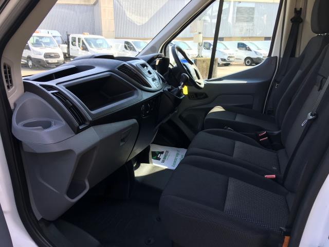 2017 Ford Transit 350 L4 H2 VAN 130PS EURO 6 JUMBO (CX67HRJ) Image 13