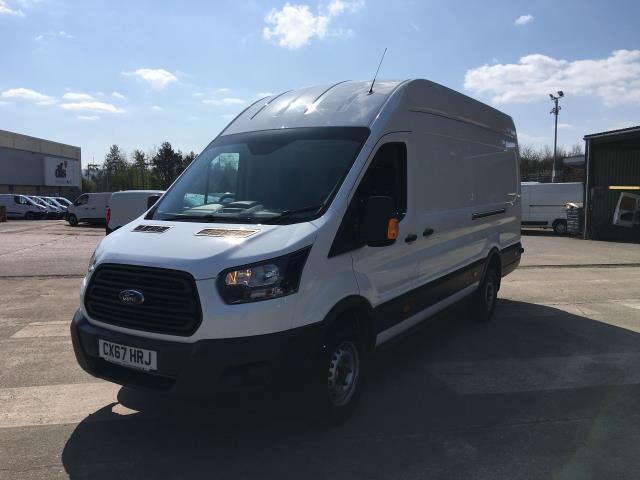 2017 Ford Transit 350 L4 H2 VAN 130PS EURO 6 JUMBO (CX67HRJ) Image 14