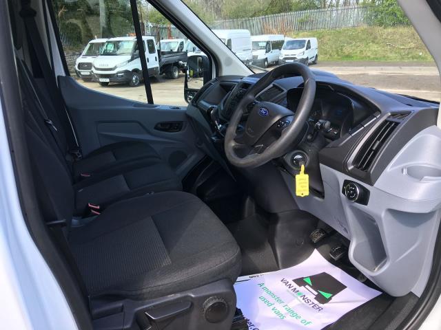 2017 Ford Transit 350 L4 H2 VAN 130PS EURO 6 JUMBO (CX67HRJ) Image 2