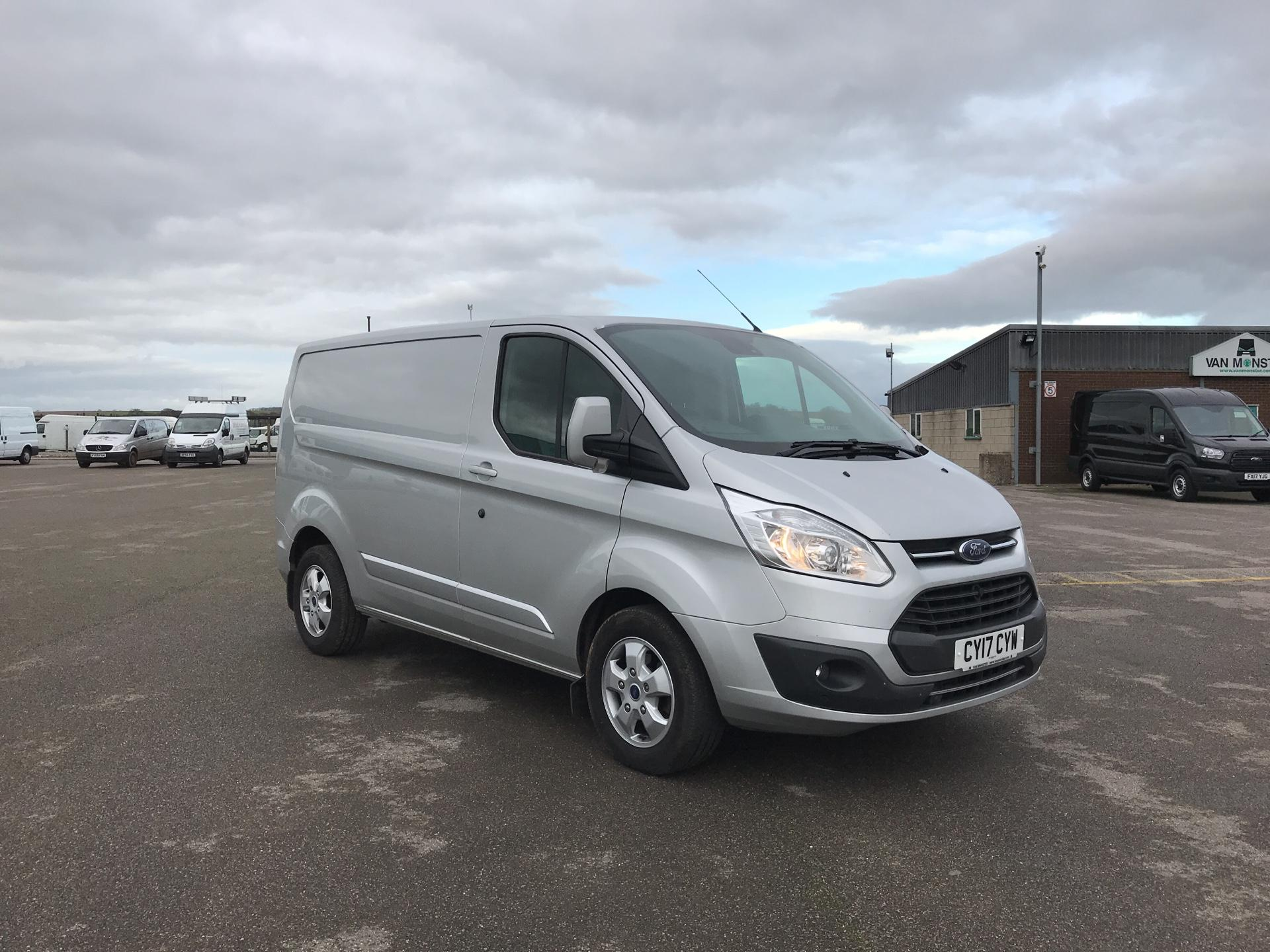2017 Ford Transit Custom 290 L1 DIESEL FWD 2.0 TDCI 170PS LOW ROOF LIMITED VAN EURO 6 (CY17CYW)