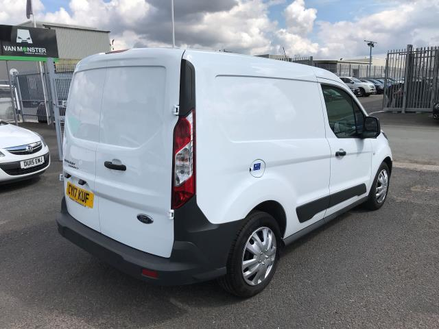 2017 Ford Transit Connect T220 L1 H1 1.5TDCI 100PS EURO 6 (CY17KUF) Image 8