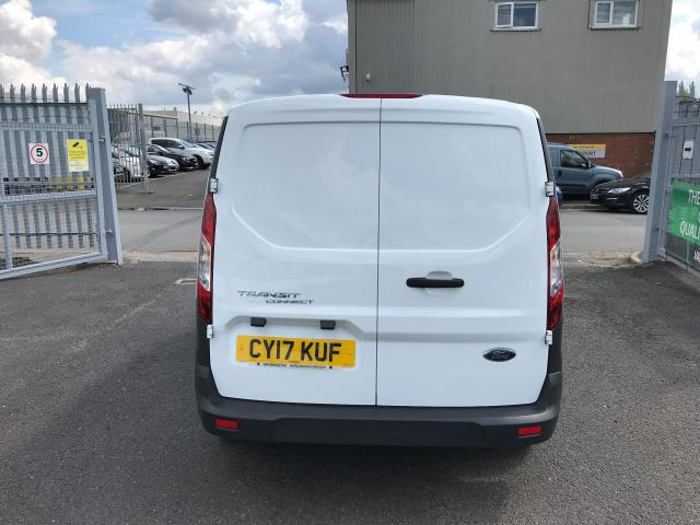 2017 Ford Transit Connect T220 L1 H1 1.5TDCI 100PS EURO 6 (CY17KUF) Image 9