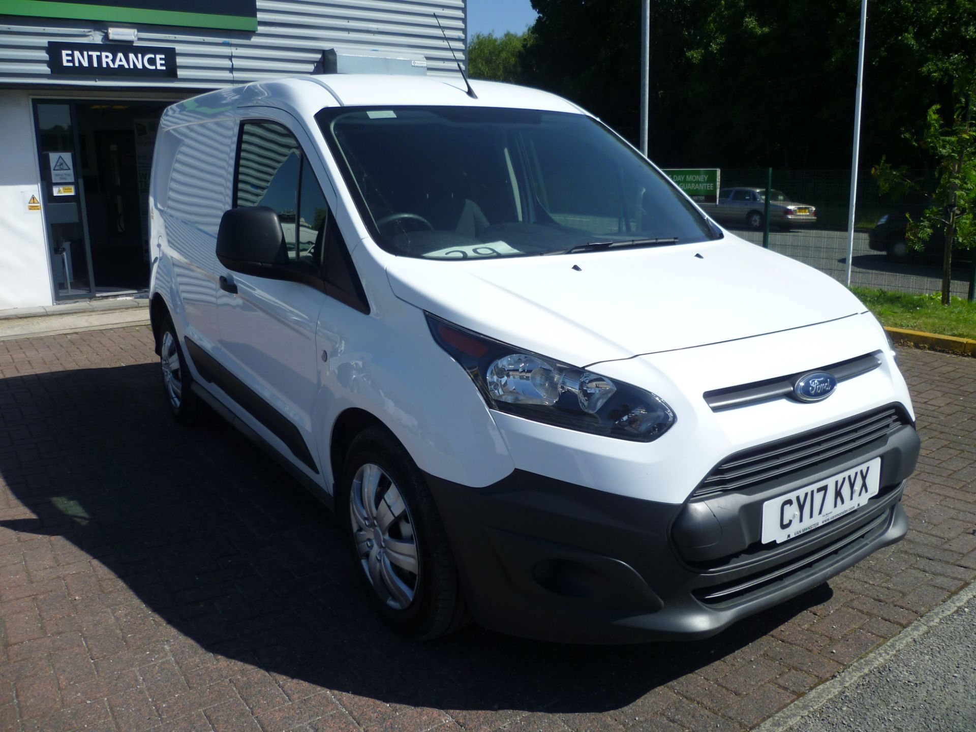 2017 Ford Transit Connect  220 L1 DIESEL 1.5 TDCi 100ps EURO 6 (CY17KYX)