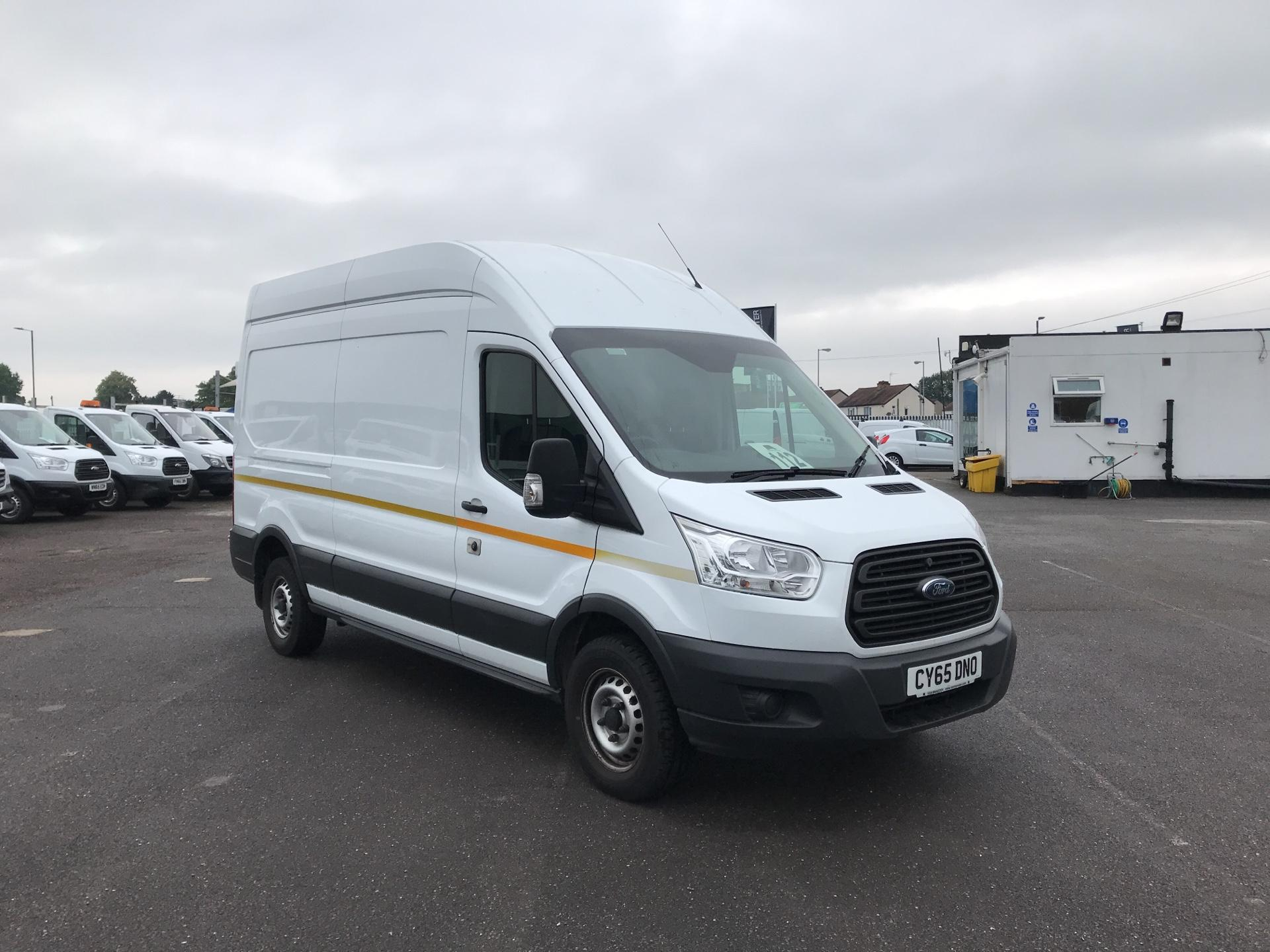 2015 Ford Transit  T350 L3 H3 125PS EURO 5 (CY65DNO)