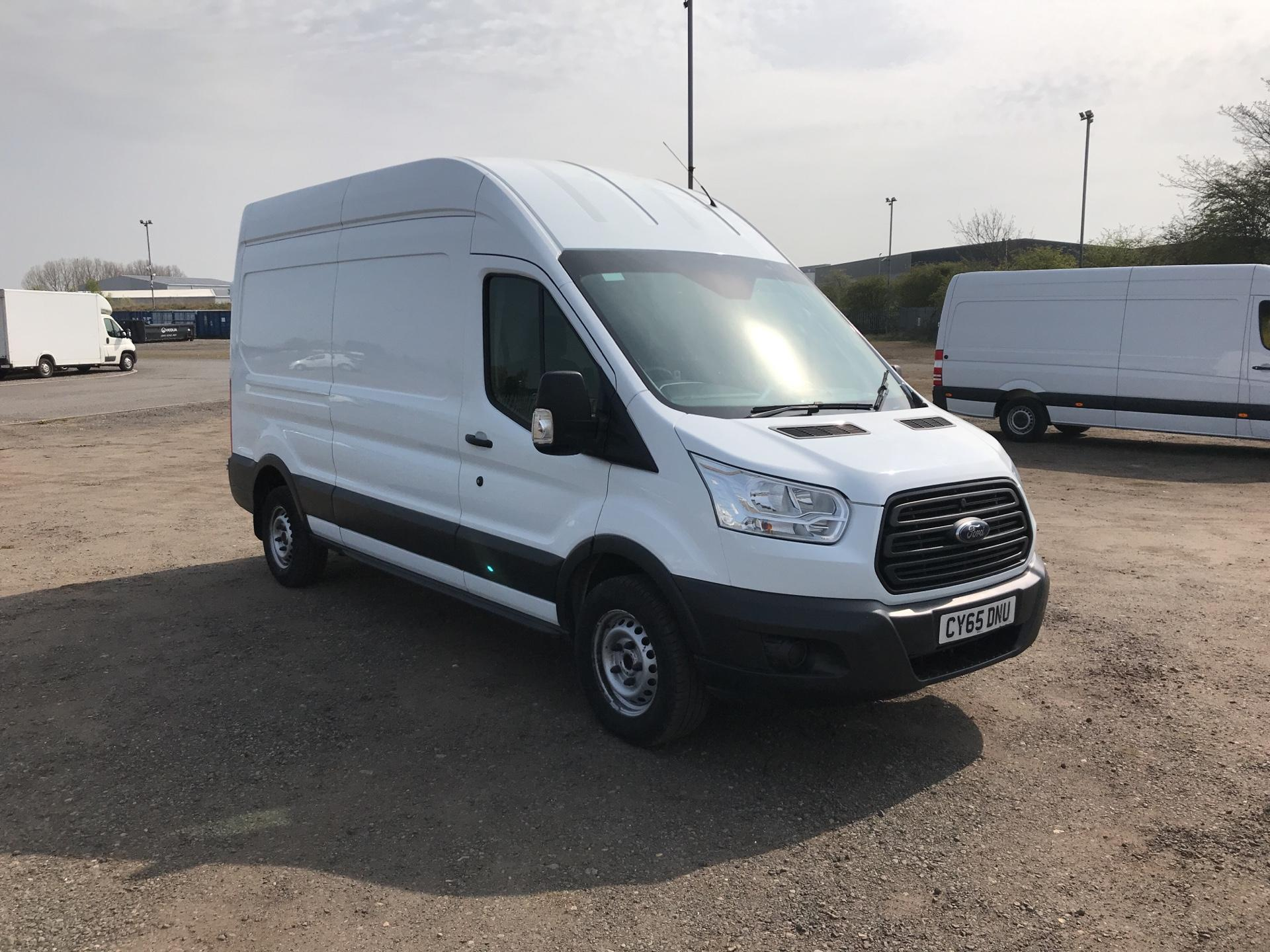 2015 Ford Transit  350 L3 H3 VAN 125PS EURO 5 (CY65DNU)