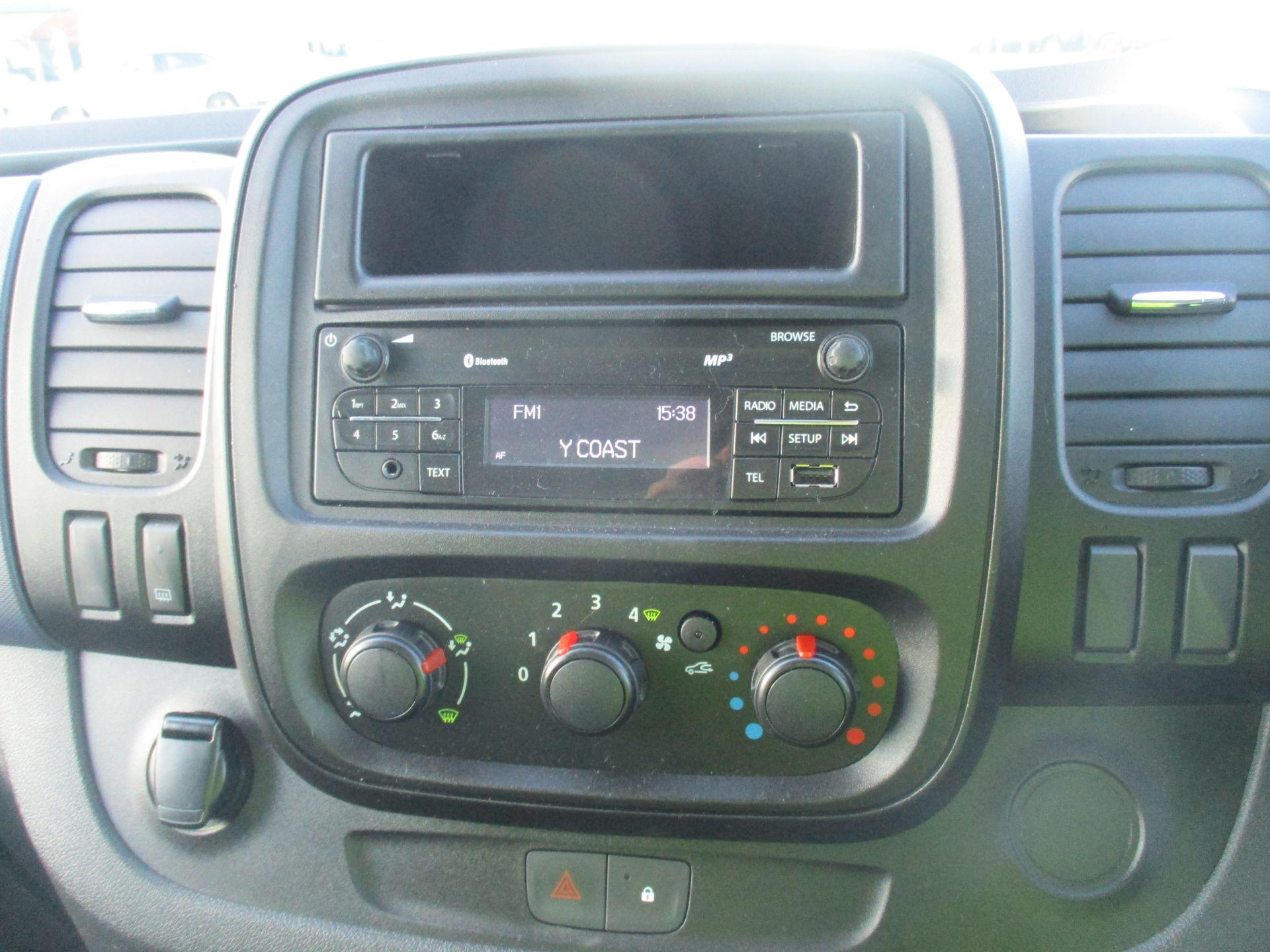 2017 Vauxhall Vivaro L2 H1 2900 1.6 CDTI 120PS EURO 6 (DA67EFJ) Image 14