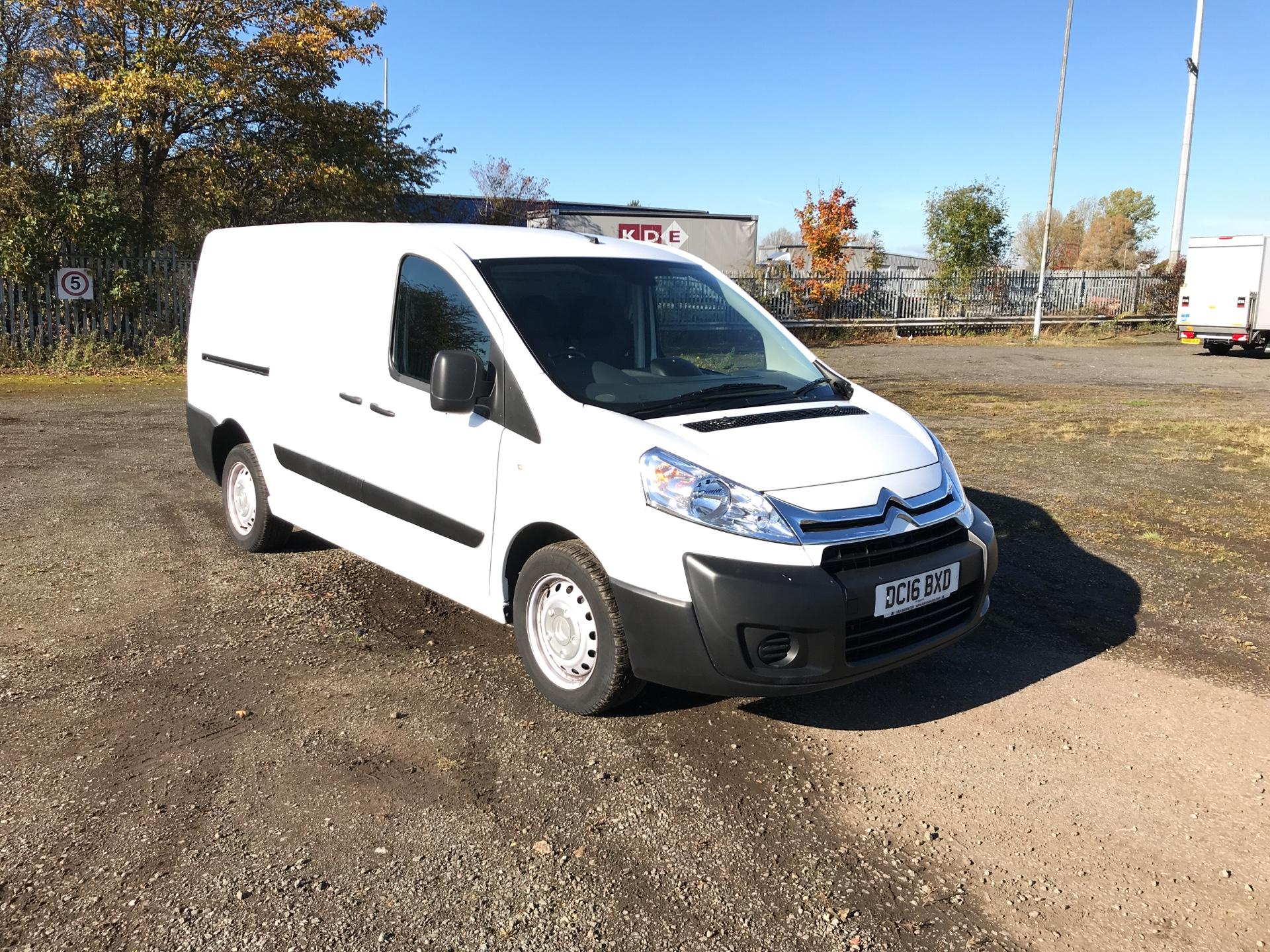 2016 Citroen Dispatch L2 1200 2.0 Hdi 125 H1 Van Enterprise (DC16BXD)