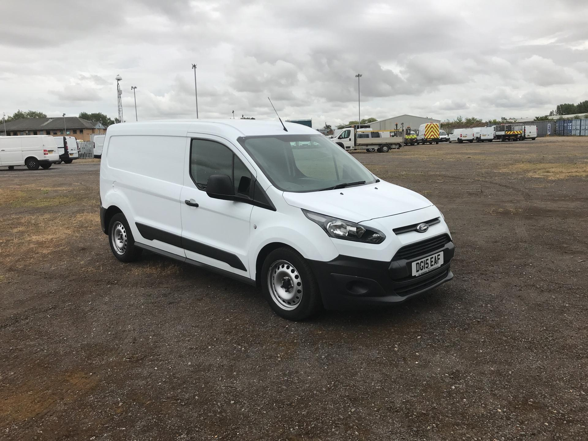2015 Ford Transit Connect 1.6 Tdci 95Ps Econetic Van (DG15EAF)