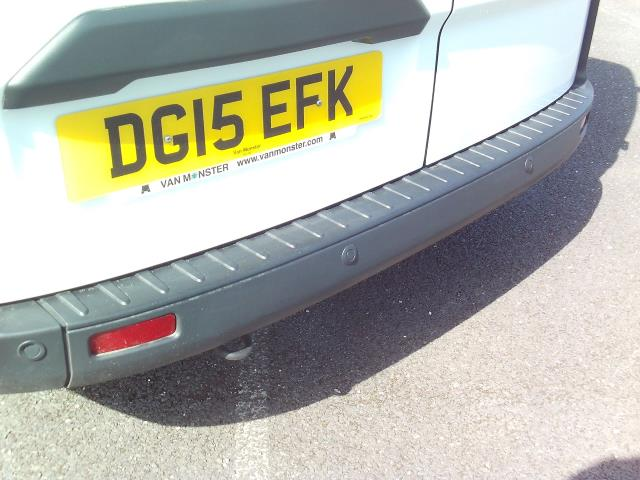 2015 Ford Transit Custom 270 L1 DIESEL FWD 2.2 TDCI 100PS L/R EURO 5 (DG15EFK) Image 8