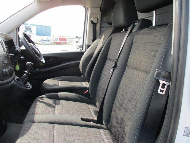 2016 Mercedes-Benz Vito LONG 111 CDI VAN EURO 5. TAILGATE (DK16FVL) Image 13