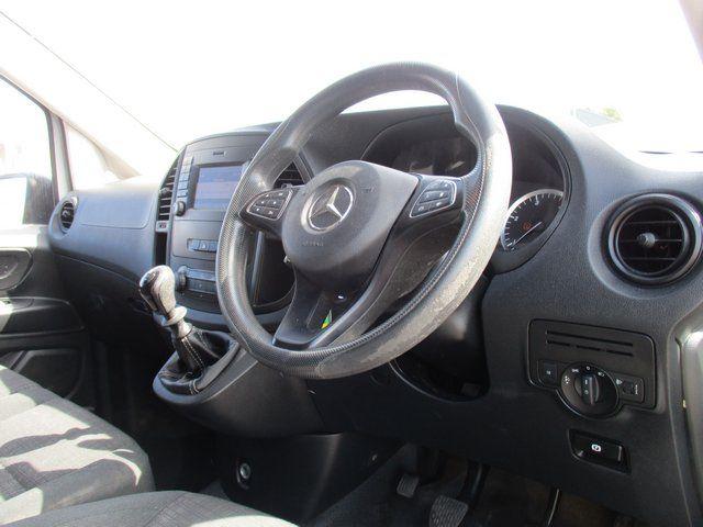 2016 Mercedes-Benz Vito LONG 111 CDI VAN EURO 5. TAILGATE (DK16FVL) Image 14