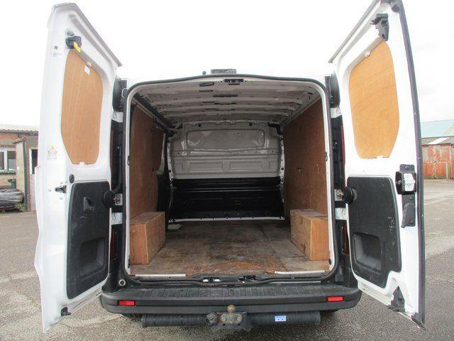 2017 Vauxhall Vivaro L2 H1 2900 1.6 CDTI 120PS EURO 6 (DK17KCA) Image 9