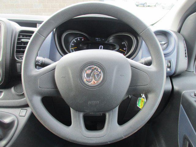 2017 Vauxhall Vivaro L2 H1 2900 1.6 CDTI 120PS EURO 6 (DK17KCA) Image 16