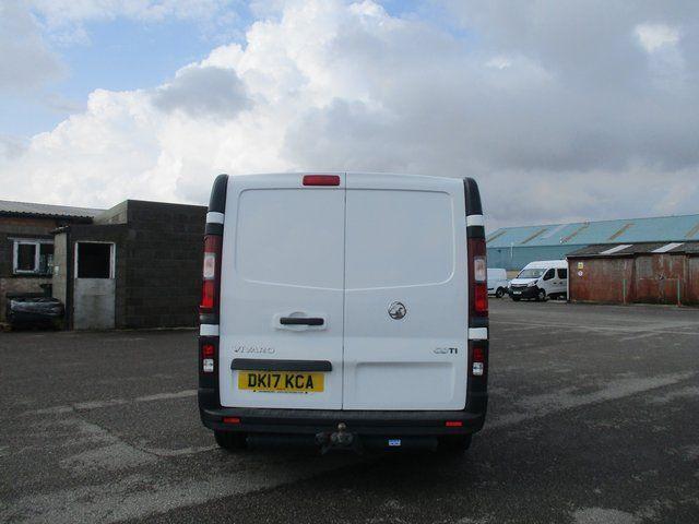 2017 Vauxhall Vivaro L2 H1 2900 1.6 CDTI 120PS EURO 6 (DK17KCA) Image 5