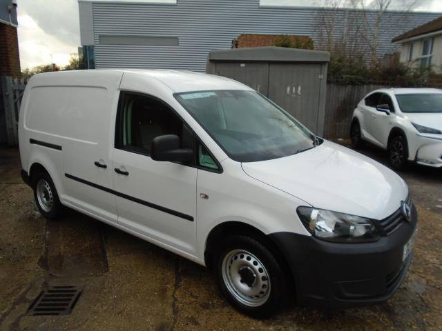 2013 Volkswagen Caddy 1.6 Tdi 102Ps Van (DL13MZV)