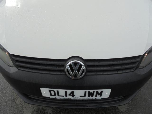 2014 Volkswagen Caddy Maxi 1.6 Tdi 102Ps Startline Van (DL14JWM) Image 21