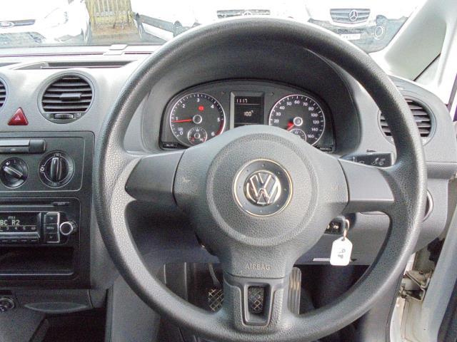 2014 Volkswagen Caddy Maxi 1.6 Tdi 102Ps Startline Van (DL14JWM) Image 7