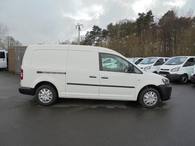 2014 Volkswagen Caddy Maxi 1.6 Tdi 102Ps Startline Van (DL14JWM) Image 4