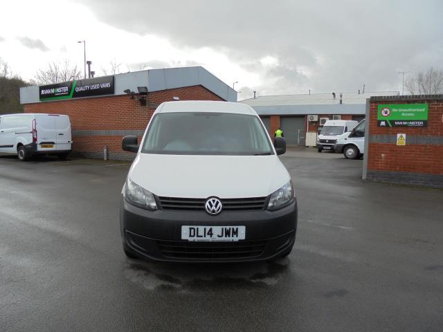 2014 Volkswagen Caddy Maxi 1.6 Tdi 102Ps Startline Van (DL14JWM) Image 2